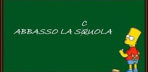 Abbasso_la_scuola