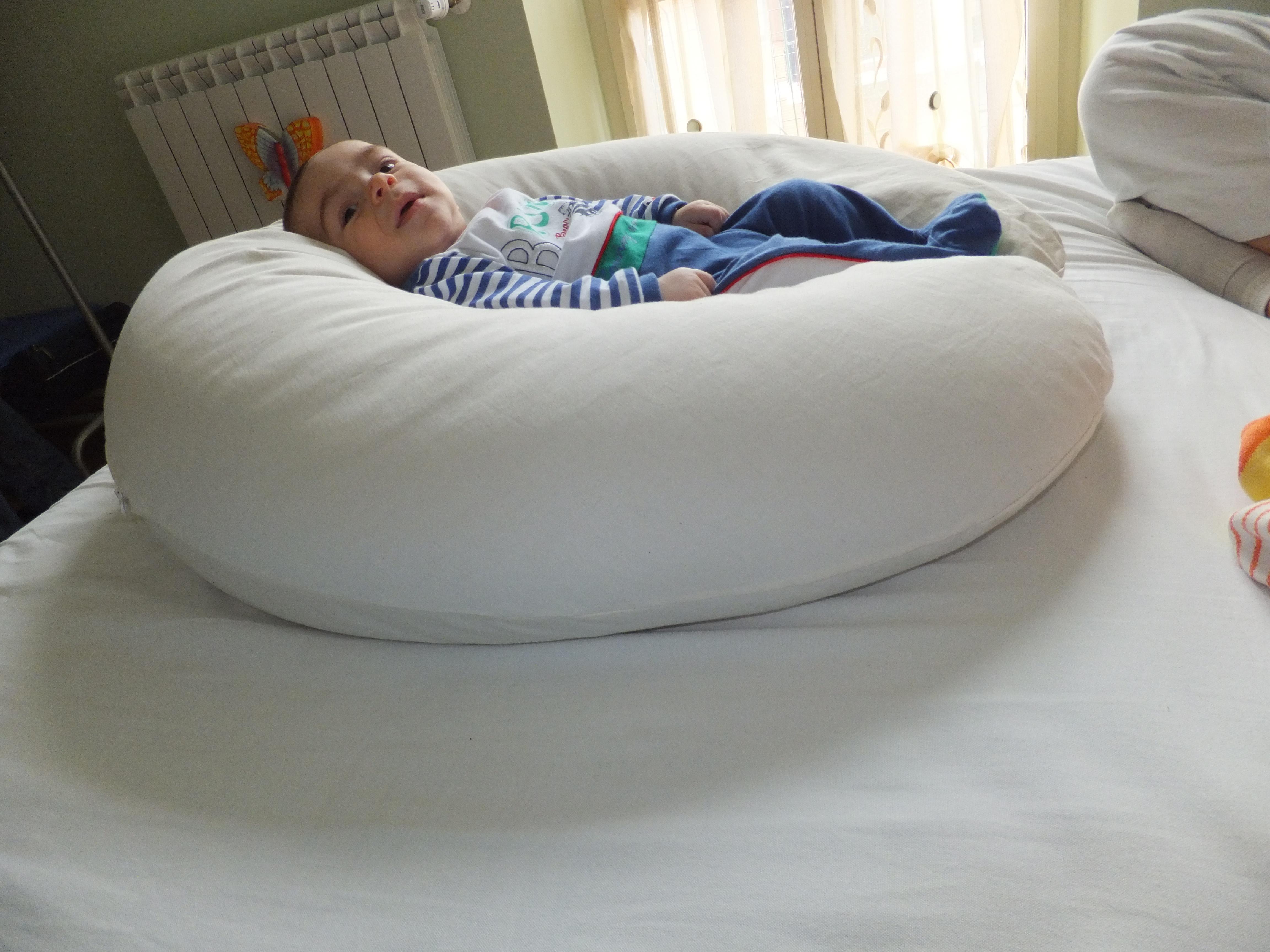Cuscinone per l'allattamento e molto di più