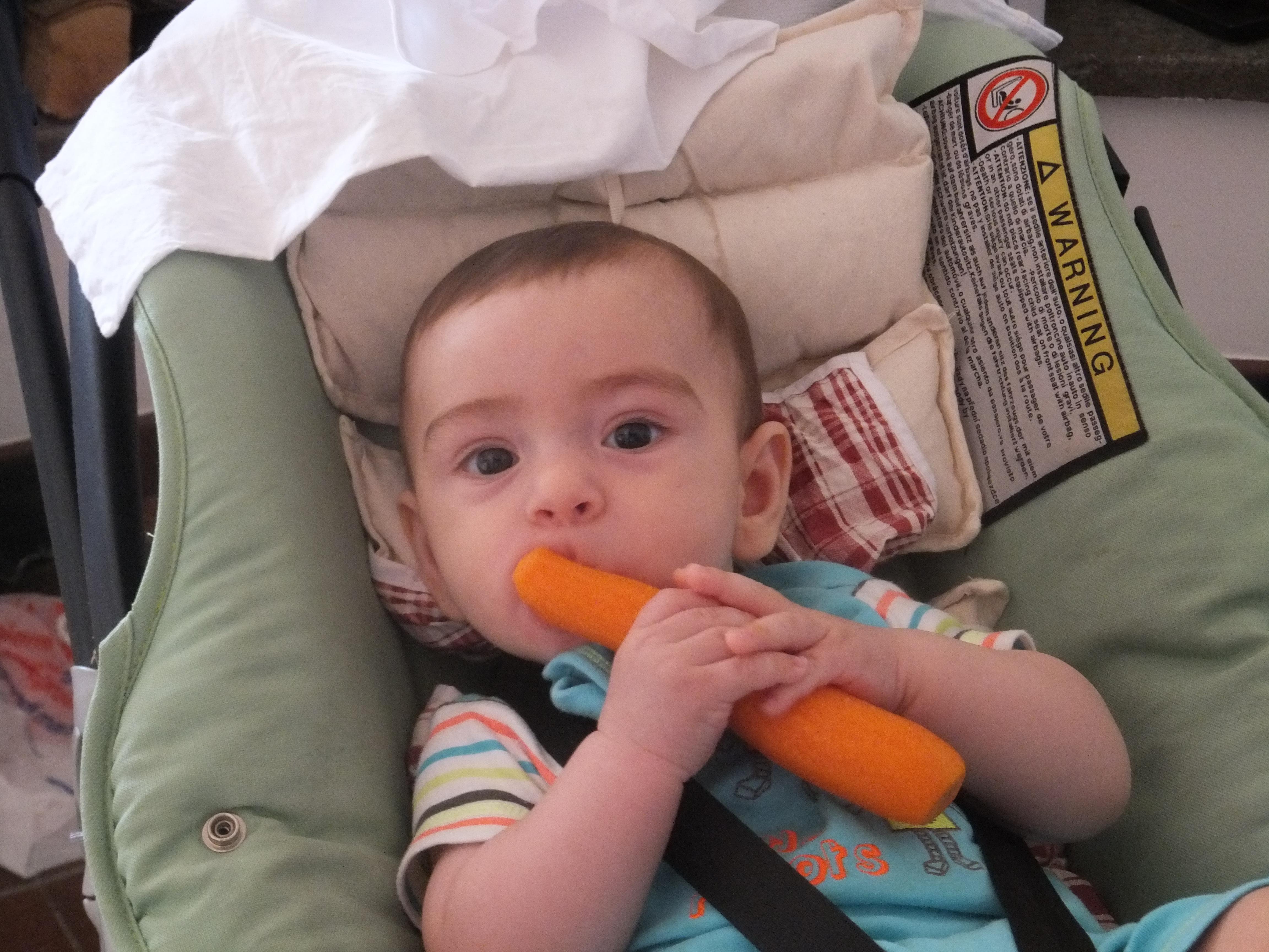 Alimentazione vegetariana per i piccoli
