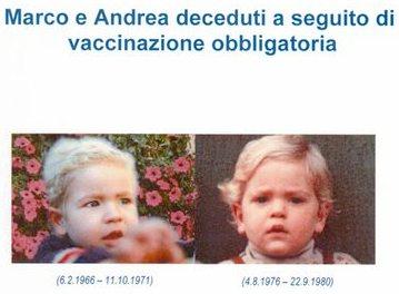 Manifestazione a Roma per la verità sui vaccini