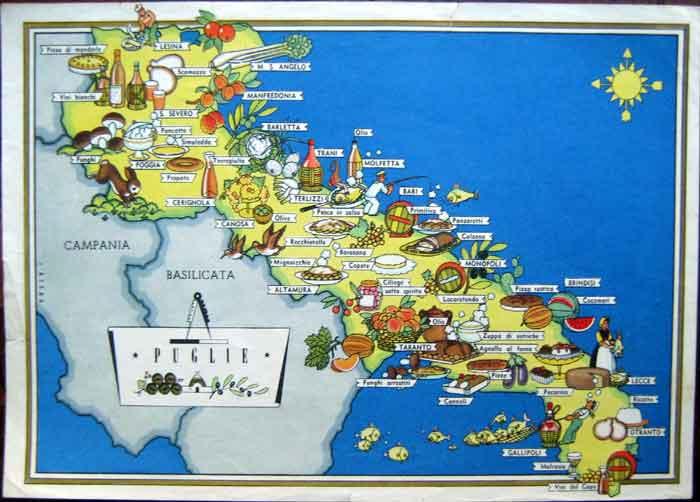 Diario della vacanza in Puglia-La scelta del villaggio