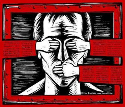 La censura camuffata