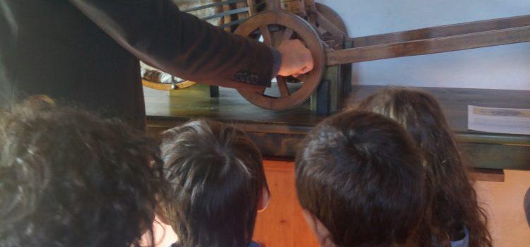 Il nostro percorso alla scoperta di Leonardo Da Vinci