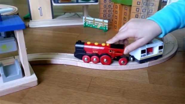 Locomotiva rossa