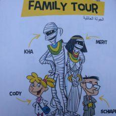 Family Tour Museo Egizio Torino